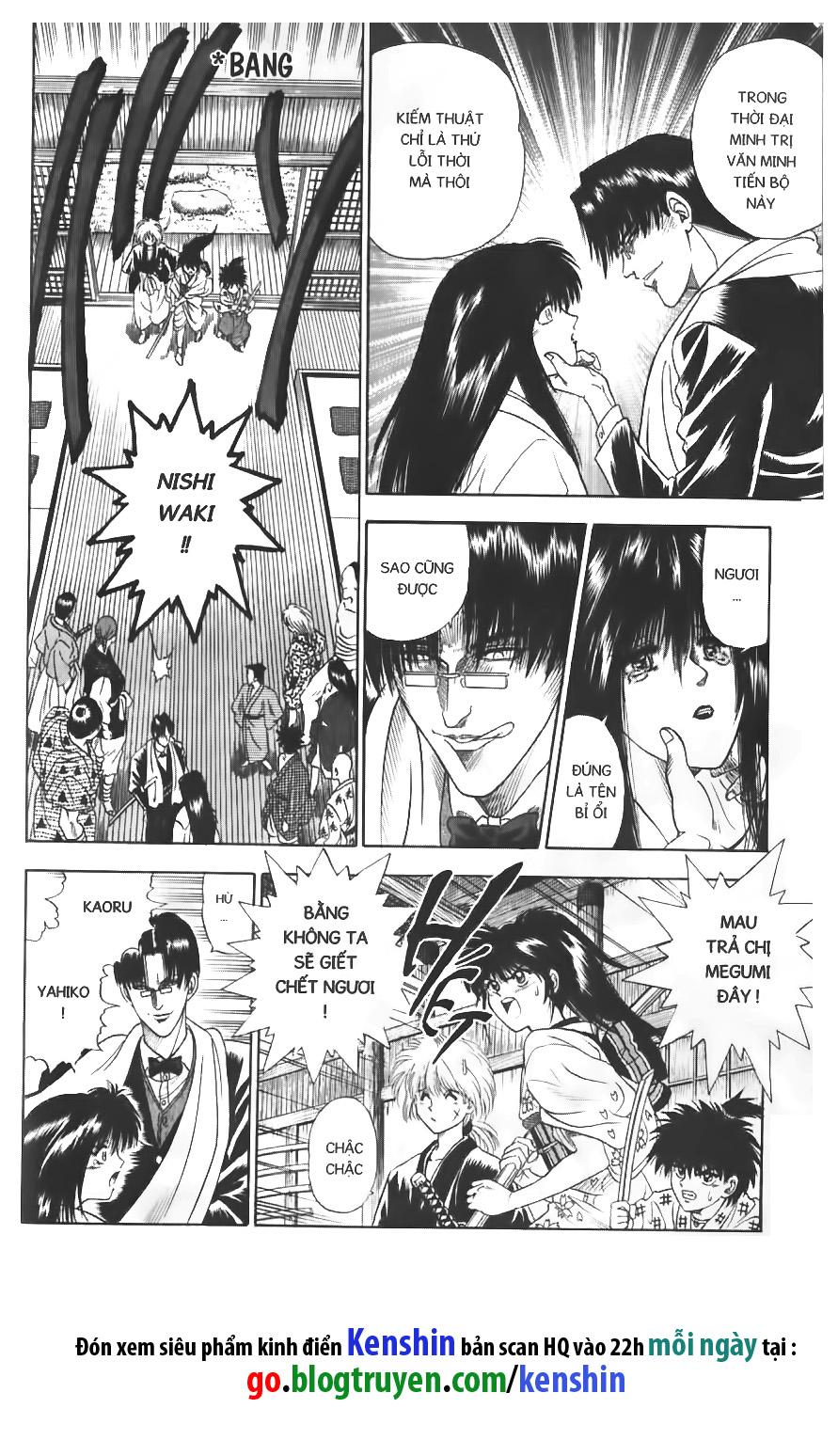 Rurouni Kenshin chap 22.5 trang 29