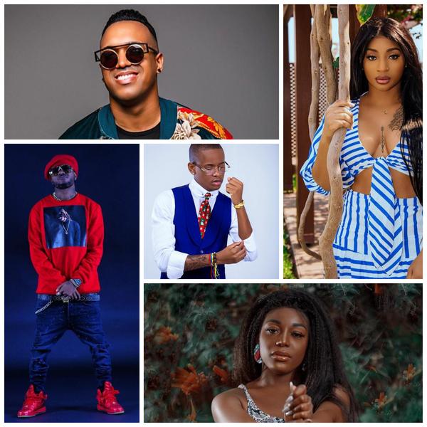 """""""Top 5"""" de ex dançarinos angolanos que mudaram de arte e hoje são estrelas da música"""