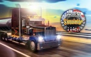 Truck Simulator USA Mod Apk Terbaru 1.7.0 Unlimited Money