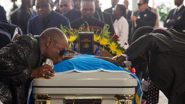 Mazishi ya Papa Wemba