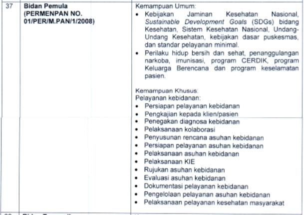 kisi-kisi materi skb Bidan Pemula formasi cpns pppk tahun 2021 tomatalikuang.com