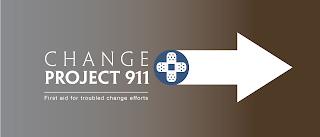 Change Project 911 logo