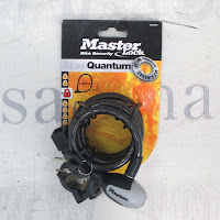 Master Lock 8236DPRO Street Quantum