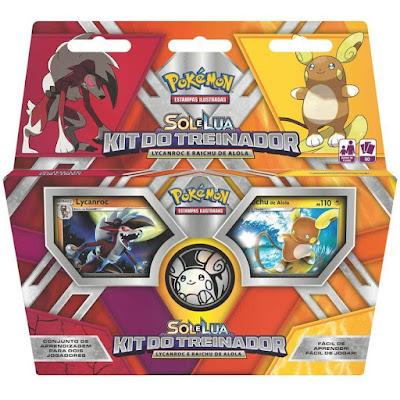 Pokémon TCG Kit do Treinador