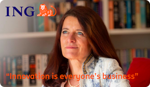 ING – Innovation is everyone's business