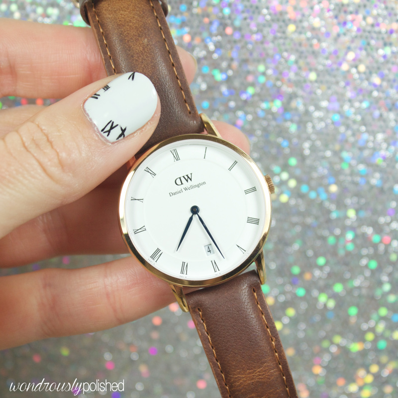This is my second watch from Daniel Wellington and I really can t get  enough of this brand. The quality of the watches is great (I m not a watch  aficionado e7b8d1d605d