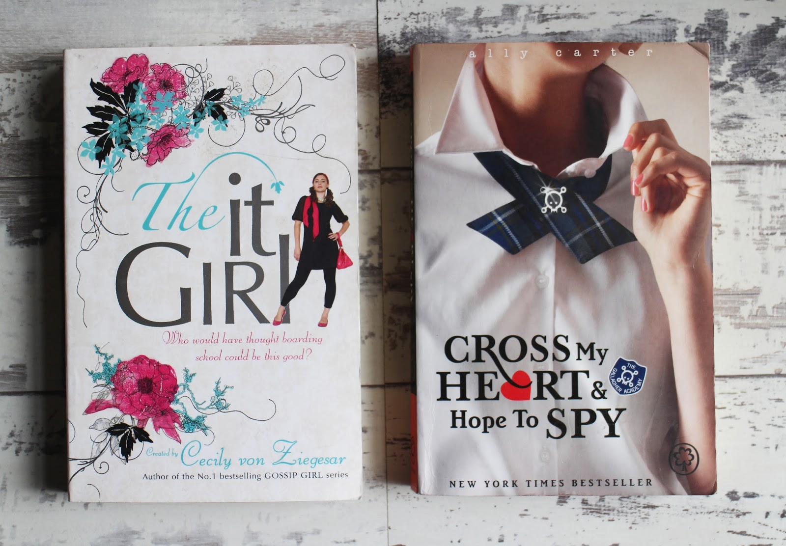 Recently Read #18 | July & August