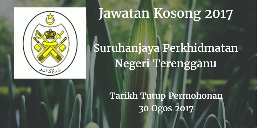 Jawatan Kosong SPN Terengganu 30 Ogos 2017