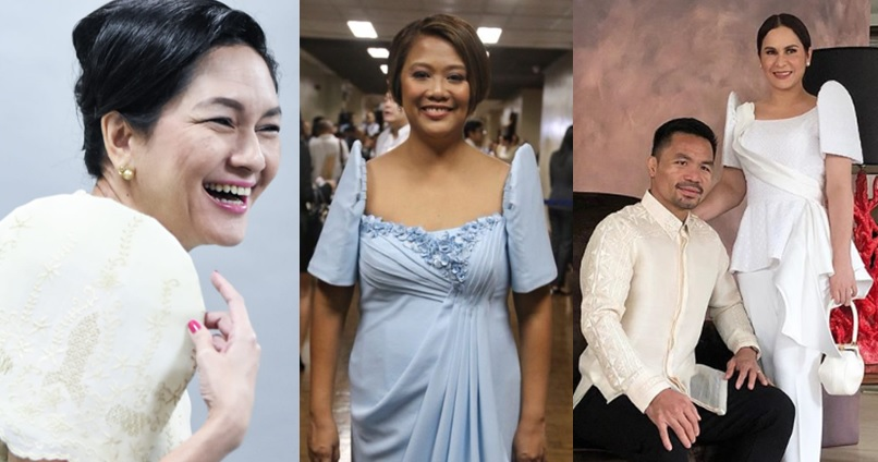 IN PHOTOS: SONA 2018 red carpet, fashion