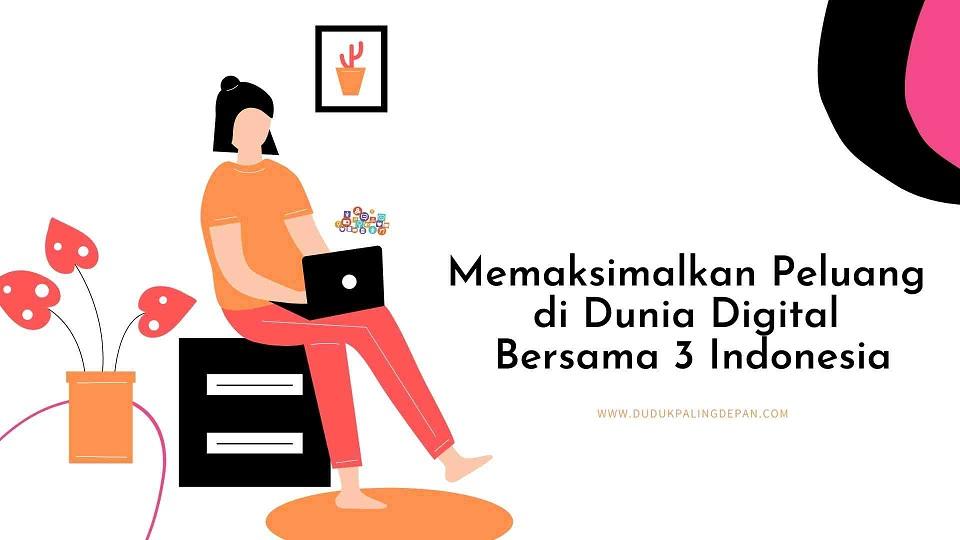 peluang dunia digital 3 Indonesia