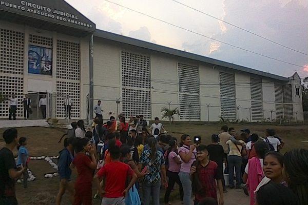 AMAZONAS: Liberados los detenidos por participar en las protestas de Puerto Ayacucho el pasado 23 de enero.
