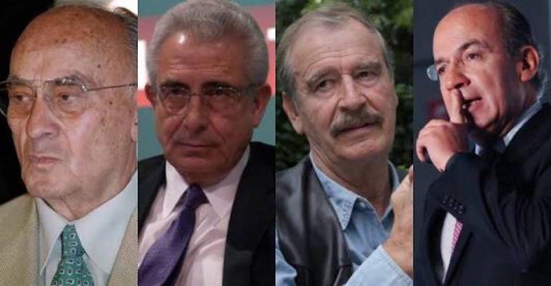 Recolectan más de 58 mil firmas para quitarle la pensión a los expresidentes
