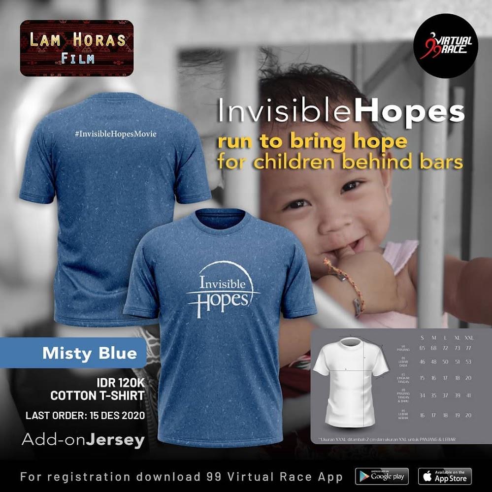 Invisible Hopes Virtual Run • 2021