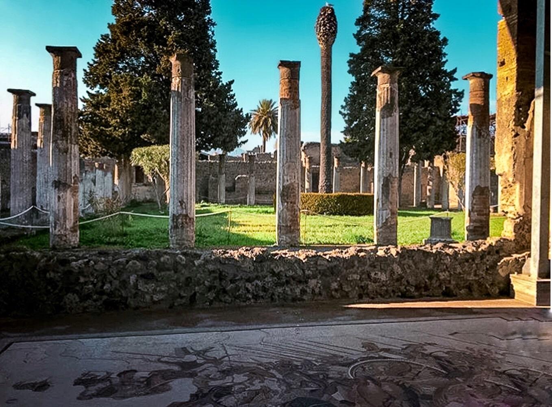 Italy Ruins Tour