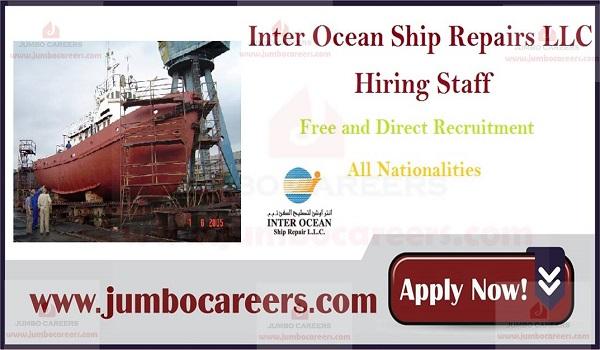Walk in interview jobs in Dubai, Latest job openings in Dubai,