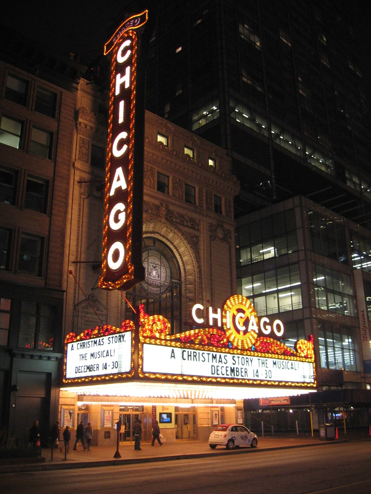 Selling A Car In Illinois >> The Chicago Real Estate Local: Photo: Chicago Theatre all