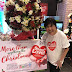 MOTHER RICKY REYES OPENS SHARE THE LOVE IN CHILD HAUS CHRISTMAS BAZAAR AT SM NORTH EDSA NEAR CINEMA 9 FOR CHILDREN WITH CANCER