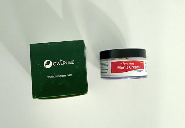 Owlpure Whitening Face Cream for Men