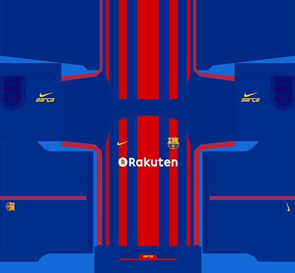 FC Barcelona 2017/2018 - Official Website - BenjaminMadeira