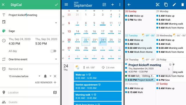 Kalender DigiCal