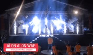 Lirik Lagu Alon Alon Wae - Via Vallen