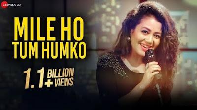 Mile Ho Tum Humko Lyrics - Neha Kakkar | Tony Kakkar