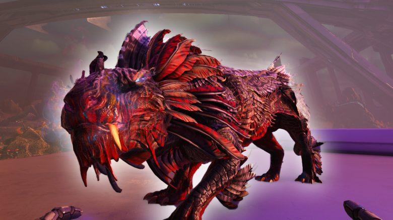 ARK Genesis Part 2: Taming Shadowmane - it's quick and easy