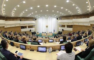 روسيا تقدم مشروع قانون بشأن الاعتراف بالأفراد كوكلاء أجانب في عام 2019