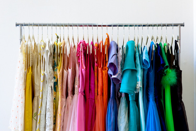 Color-coordinating my closet. Yes. My achy-breaky closet. There is no rhyme or reason to it. When I first moved my apparel into it two years ago, I had a plan: skirts were on the left. Then came pants. Shirts and sweaters to the right, and dresses to the far right. But as time .
