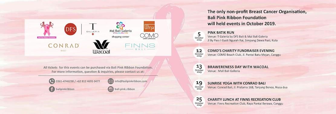 DFS Pink Batik Run • 2019