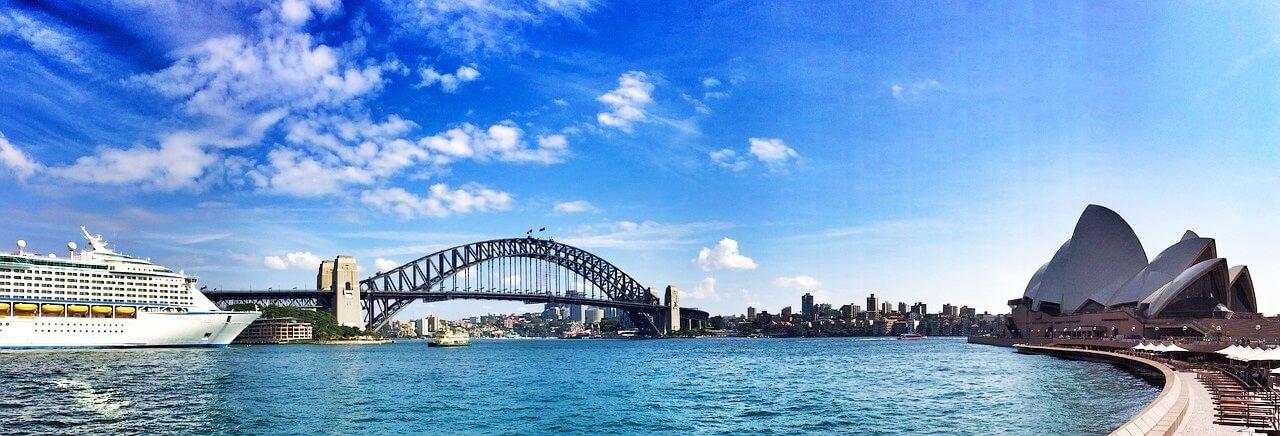 雪梨-雪梨景點-市區-推薦-雪梨必玩景點-雪梨必遊景點-雪梨港-雪梨歌劇院-雪梨港灣大橋-雪梨旅遊景點-雪梨自由行景點-悉尼景點-澳洲-Sydney-Tourist-Attraction-Harbour-Bridge-Opera-House-Travel-Australia