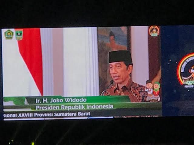 Soroti Intoleransi di Tengah Pandemi, Jokowi: Sensitivitas Agama Harus Dihormati