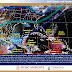 Se pronostican, para esta noche, lluvias torrenciales en Tabasco, el norte de Chiapas y el sur de Veracruz