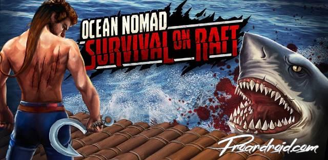 لعبة Survival Raft v1.140 مهكرة Survival-on-Raft-Oce