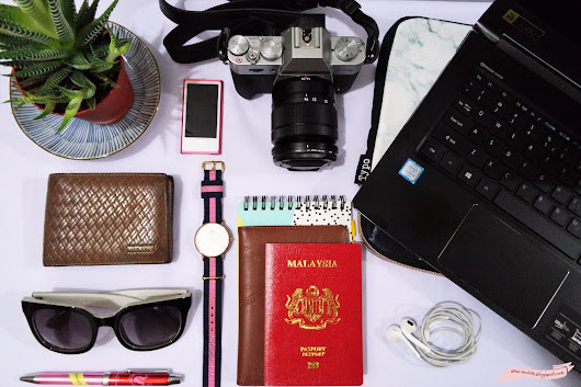 [Inspiration] 13 Travel Essentials to Ho Chi Minh Trip in March 2017?