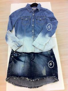 Roupas jeans novos modelos 2014