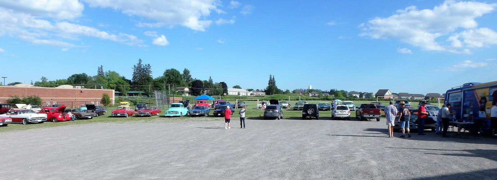 Cruisin Classics Car Club Port Perry
