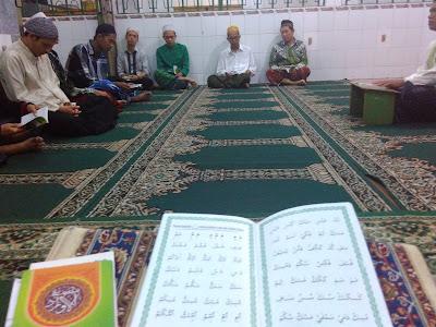 Santri Masjid al-Mahallie
