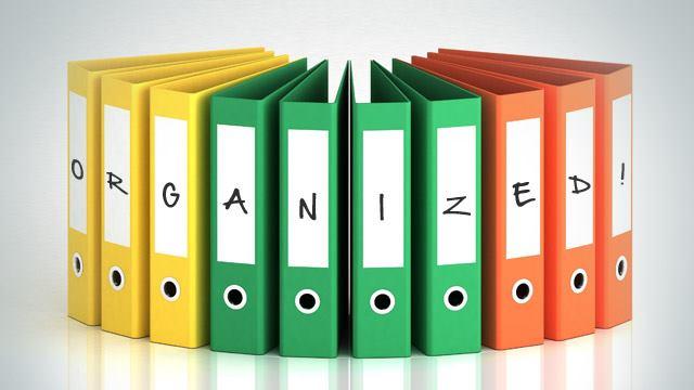 21 نصيحة لتحقيق تنظيم إدارى السليم