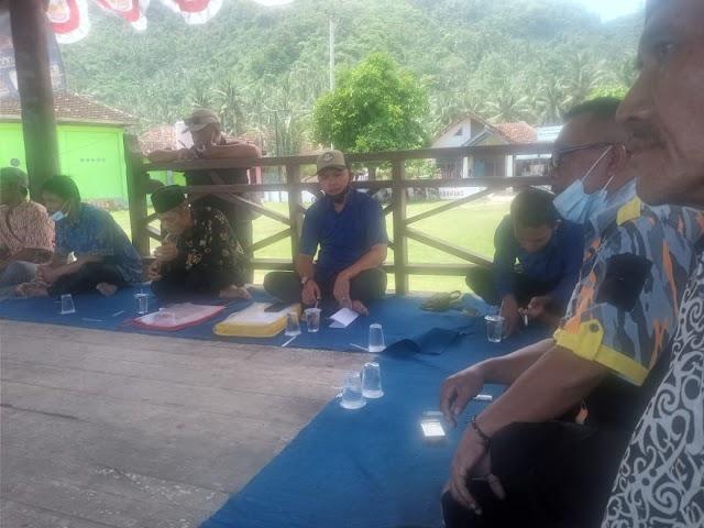 Setelah Turun ke Desa Pulau Pahawang Terkait Dugaan Penyimpangan ADD dan DD, Inspektorat Segera Memanggil Kades