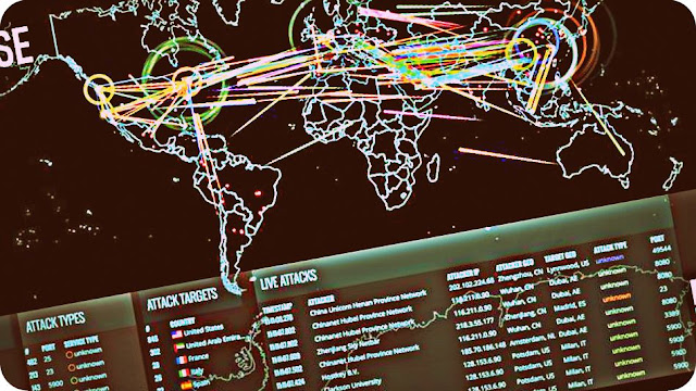 Twitter, Pinterest, WhatsApp dan Ratusan Website Terkena Serangan Hacking via DDoS