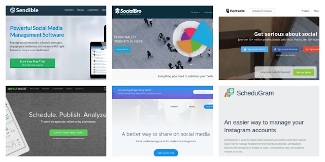 The best social media management tools