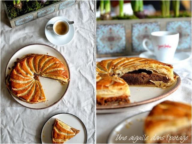 galette-rois-épiphanie-cervantes-café-chocolat-frangipane