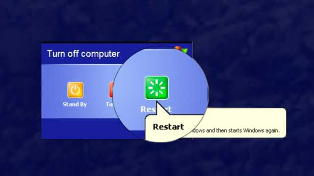 Restart your PC and open only the apps you need