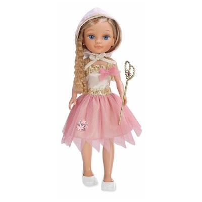 TOYS : JUGUETES - NANCY 3 Vestidos de cuento : Muñeca  Producto Oficial 2016 | Famosa  700013110   A partir de 4 años | Comprar en Amazon España