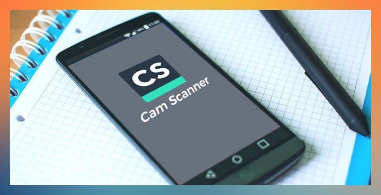 CamScanner uygulaması