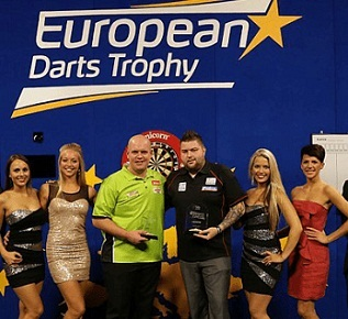 European Tour Darts 2020: Full schedule dates, host venues, buy tickets.
