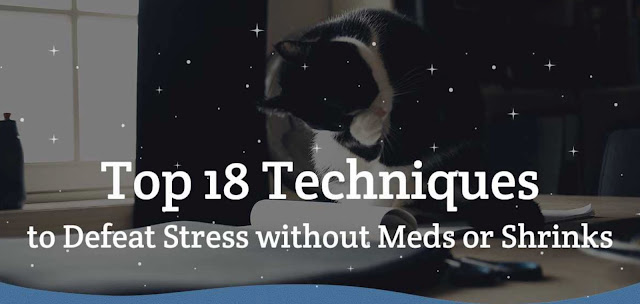 Natural Stress-Busting Techniques!