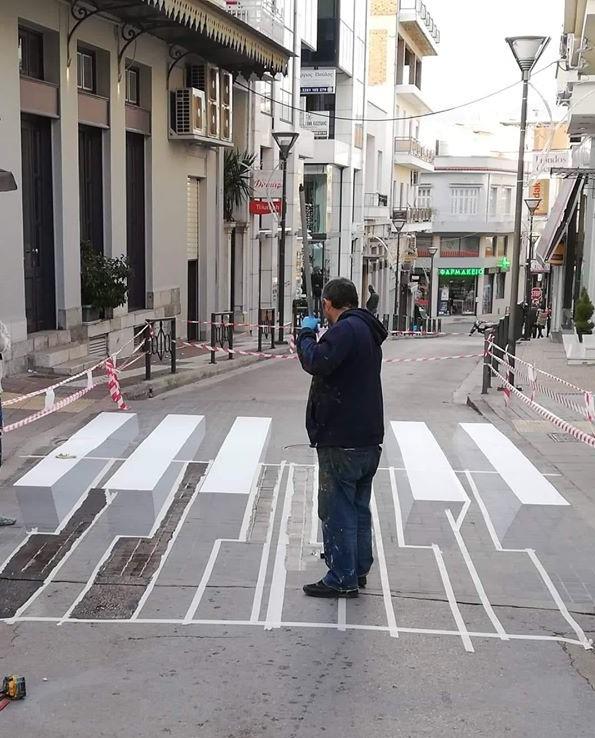 Αυτό που θα δείτε στους δρόμους της Λιβαδειάς είναι μία καινοτομία που πρώτη την έφερε η Βοιωτία στην περιφέρεια Στερεάς Ελλάδας.