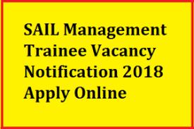 SAIL Management Trainee Syllabus 2018